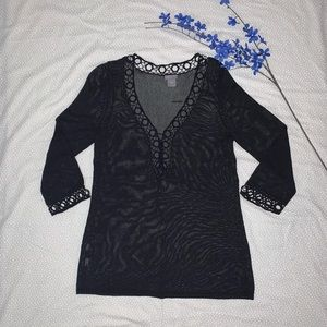 Ann Taylor Swimsuit Coverup